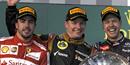 Australian Grand Prix 2013: I was confident in strategy – Raikkonen