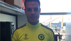 Photo: Chelsea defender Cesar Azpilicueta loves his new boots