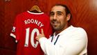 Photos: Tennis stars given tour of Man Utd ground