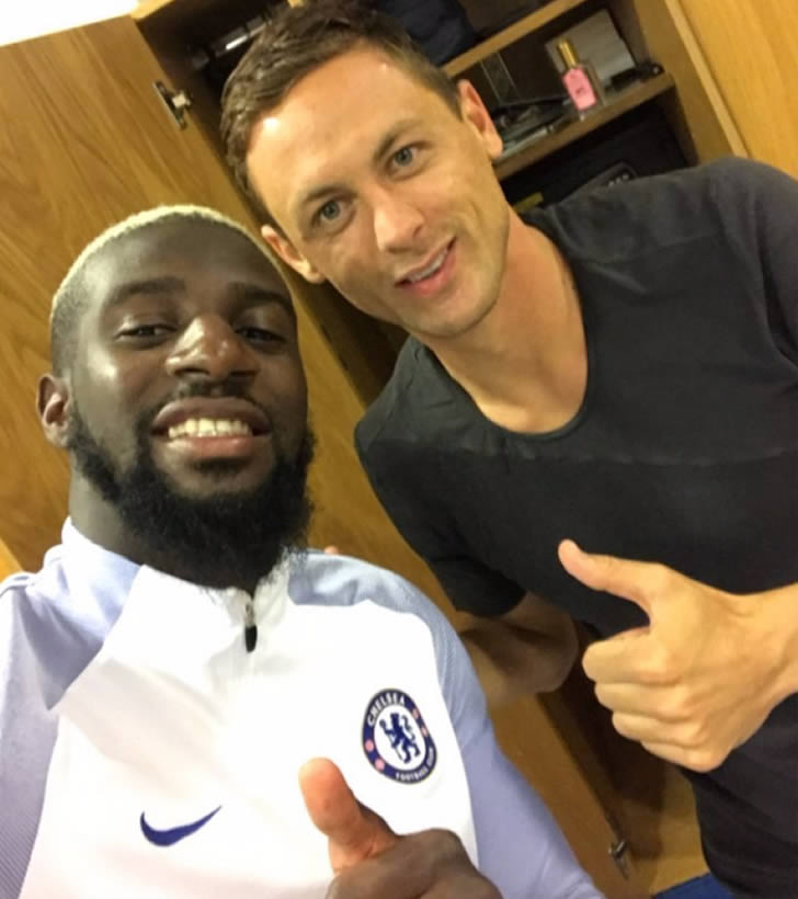 Chelsea have signed midfielder