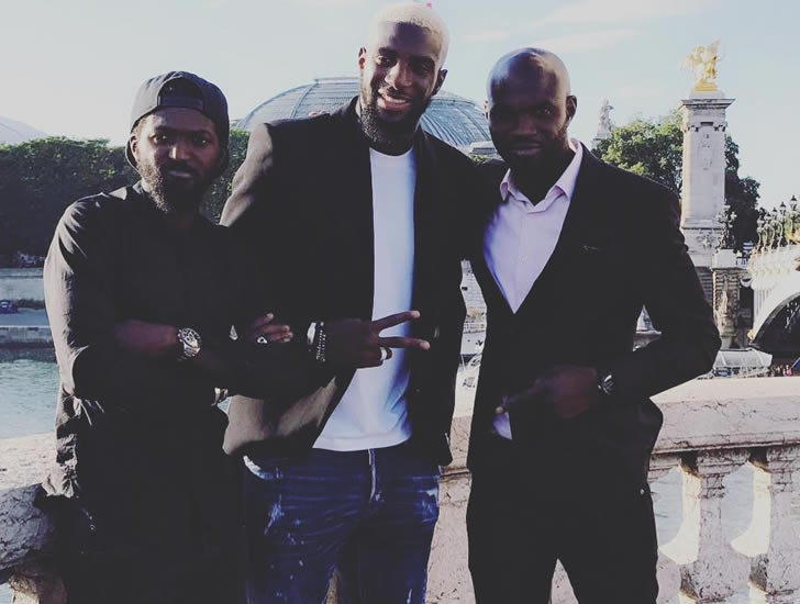 Bakayoko arrives in United Kingdom  and posts Cobham picture ahead of Chelsea transfer