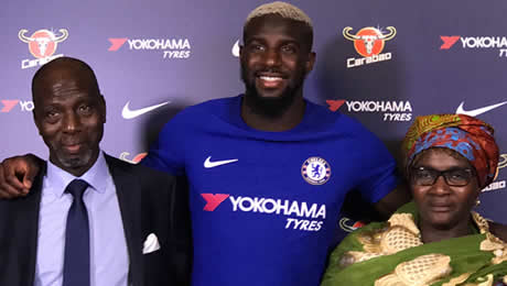 Tiemoue Bakayoko sends clear message to Chelsea FC duo