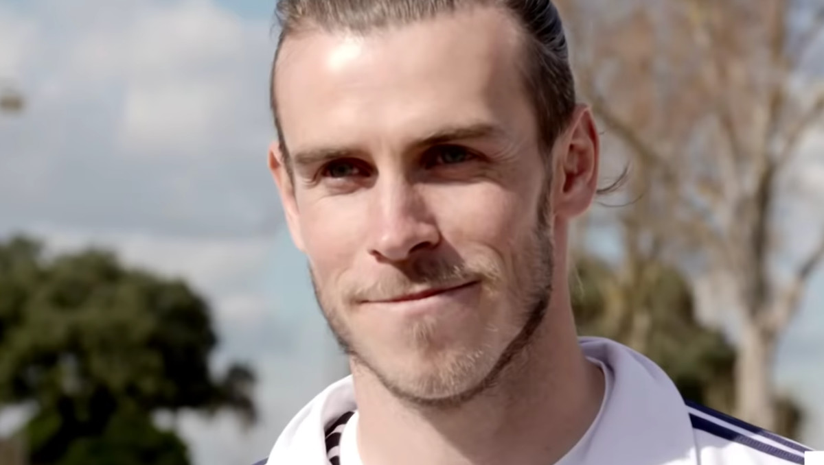 Gareth Bale (Photo: BT Sport / YouTube)