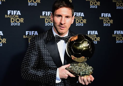 ballon d'or 2015 messi