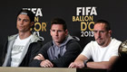 Ballon d'Or 2013: Cristiano Ronaldo beats Lionel Messi to top prize