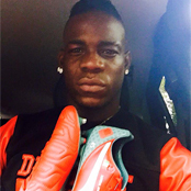 Balotelli happy with very red boots