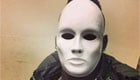 Photo: Liverpool's Mario Balotelli wears creepy mask in Instagram snap