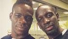 Balotelli joins injured  Sakho for selfie