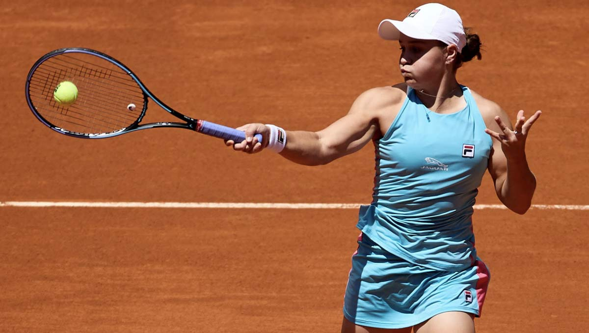Ashleigh Barty (Photo: Mutua Madrid Open / Alberto Nevado)