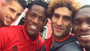 Jose Mourinho sends message to Man United fans about midfielder