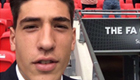 Bellerin reflects on whirlwind season