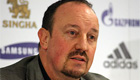 Benitez coy on De Gea speculation