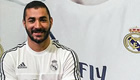 Photo: Karim Benzema plays down Arsenal transfer talk