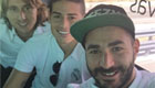 Photo: Karim Benzema snaps selfie with Spurs legend amid Arsenal link
