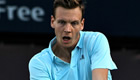 Djokovic wary of Berdych threat in Dubai