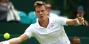 Wimbledon 2013: Tomas Berdych pleased to progress after 'challenge'