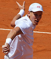 Rome Masters 2013: Novak Djokovic beaten by Tomas Berdych