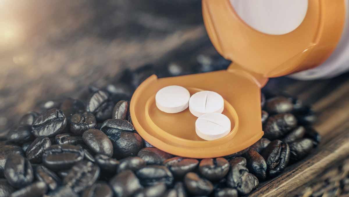 Best Caffeine Pill UK