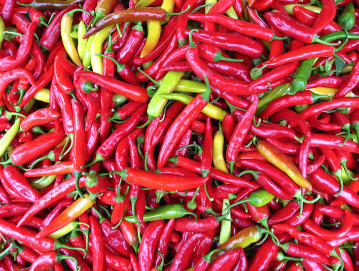 best fat burner ingredients - cayenne pepper