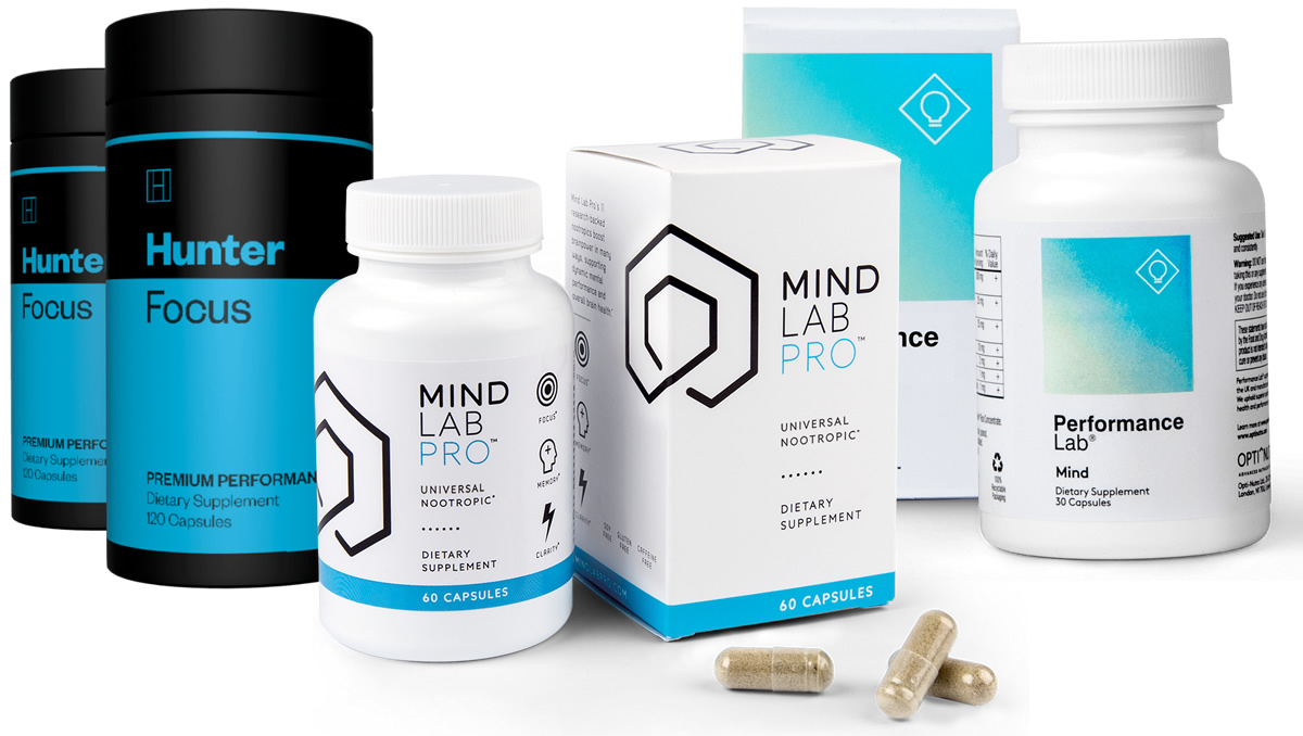 Best Nootropic Supplements