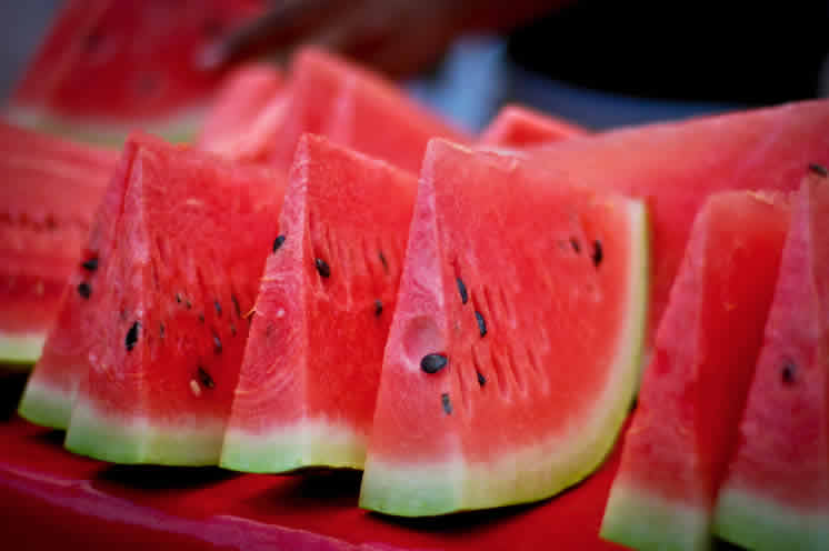 best pre workout foods - watermelon