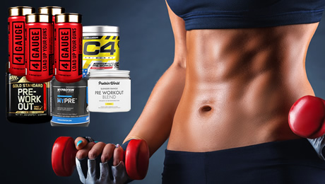 The 5 best pre workouts for women in 2018