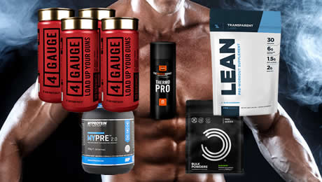 Best pre workouts 2018 – Your ultimate guide to the top supplements