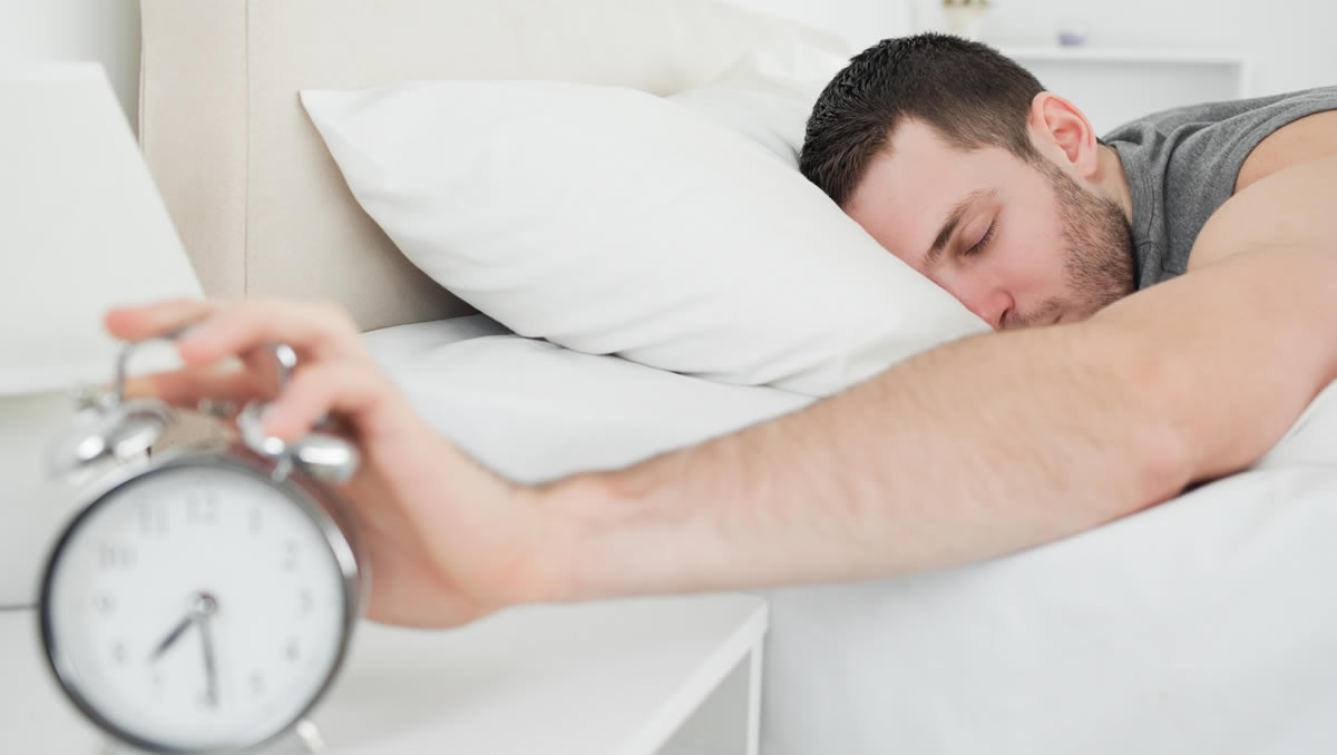 Getting enough sleep is important (Photo: Adobe Stock)