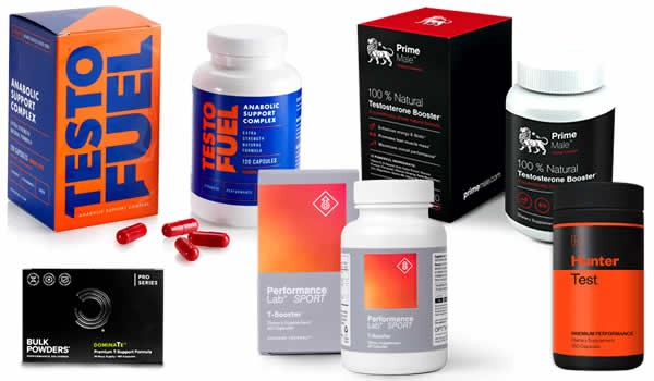 The best testosterone booster supplements