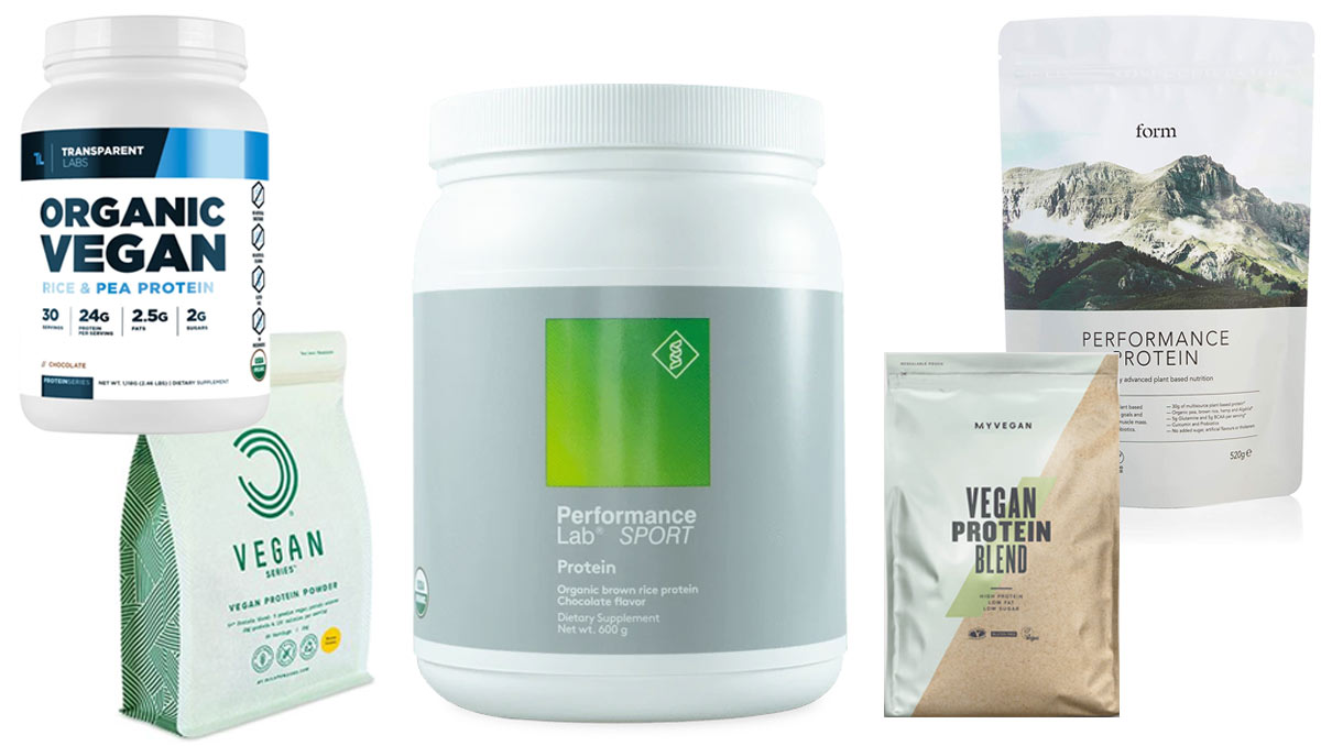 Best Vegan Protein Powder UK