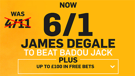 James DeGale v Badou Jack: What time is the fight, 6/1 enhanced odds and TV channel