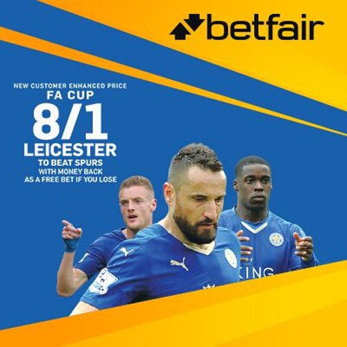 leicester enhanced odds
