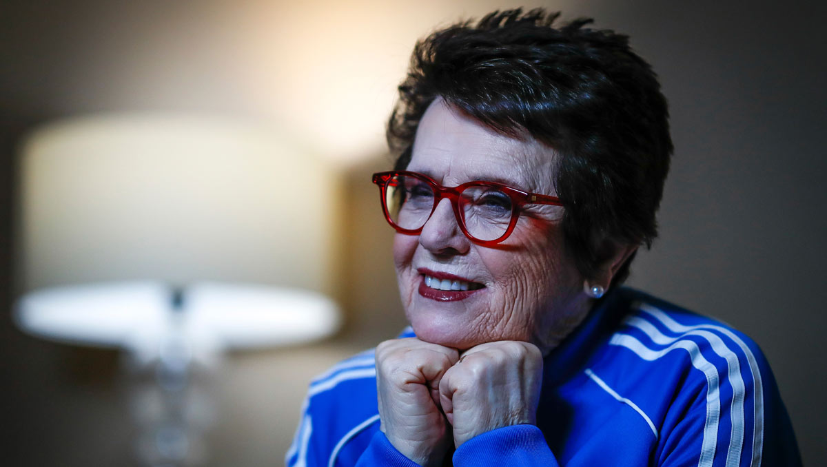 Billie Jean King (Photo: Srdjan Stevanovic / ITF)