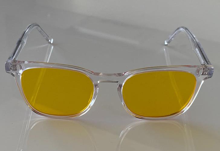 BLUblox SummerGlo Glasses Crystal