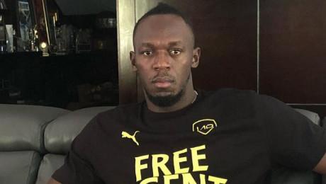 Usain Bolt looks to light up Australia's A-League