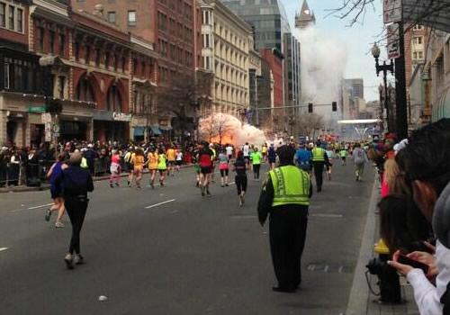 boston marathon expolosions