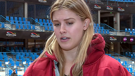 Maria Sharapova is a 'cheater' and shouldn't play again, says Eugenie Bouchard