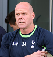 'Tottenham manager Sherwood should play Friedel ahead of Lloris'