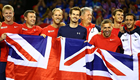 GB fans offered chance to write names into Davis Cup history
