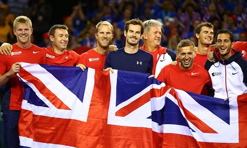 britain davis cup final