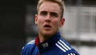 West Indies v England: Stuart Broad hails 'awesome' bowling display