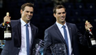Photos: Bob and Mike Bryan receive awards for record 10th time