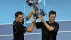 Bryan brothers win fourth ATP World Finals title