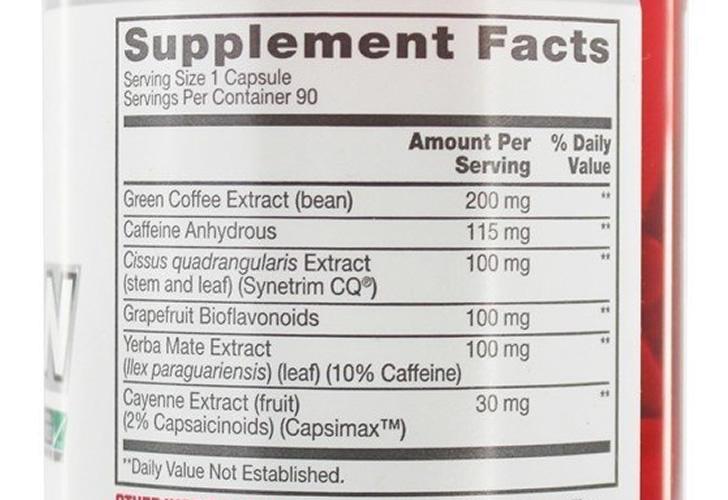 bsn clean ingredients