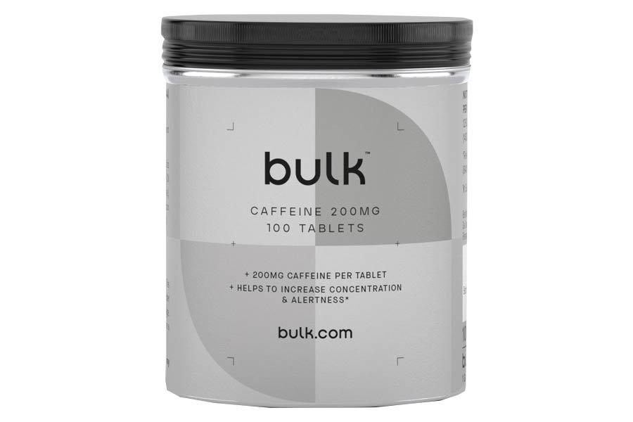 Bulk Caffeine 200mg Tablets
