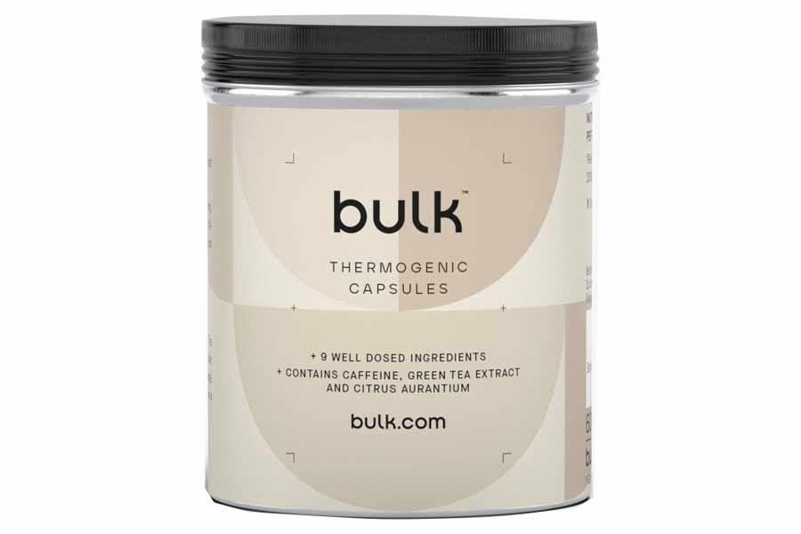 Bulk Complete Thermogenic Capsules