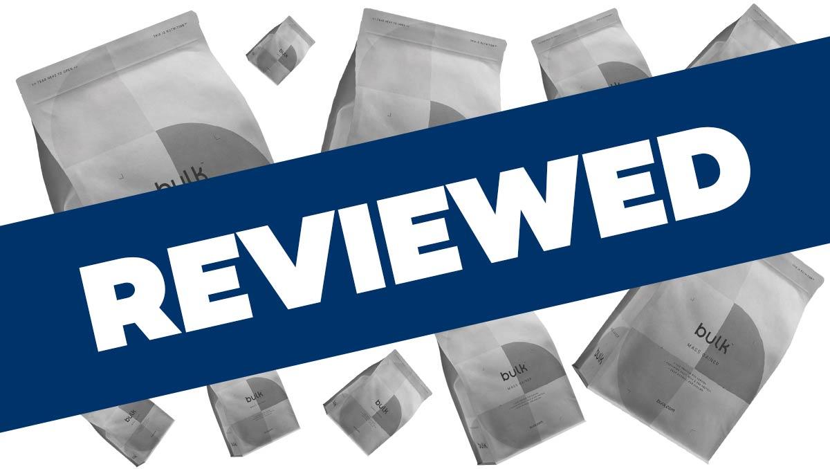 Bulk Mass Gainer Review