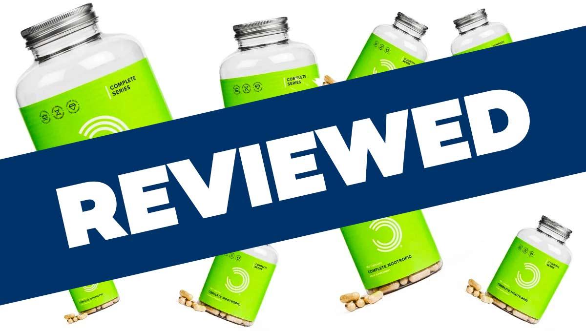 Bulk Powders Complete Nootropic Review