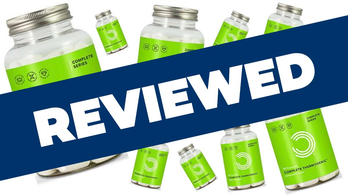 Bulk Powders Complete Thermogenic Review