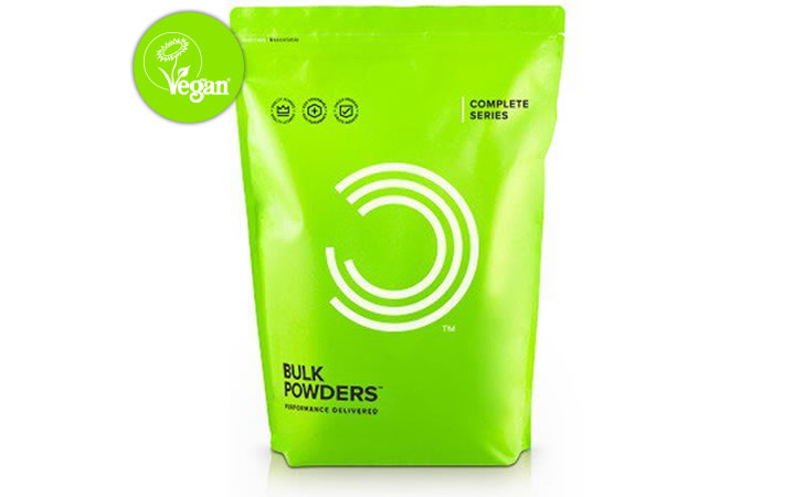 bulk powders complete vegan blend